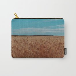 Fields of Wheat Carry-All Pouch
