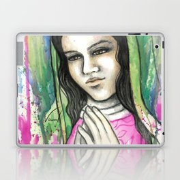 Virgen Guadalupe Laptop & iPad Skin
