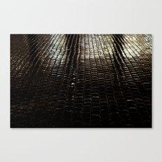 cobbled rain I. Canvas Print