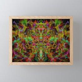 Cerebral activity Framed Mini Art Print