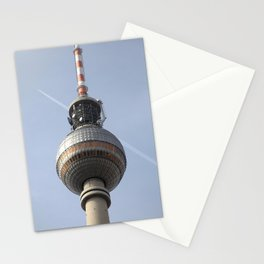 TV Tower Berlin II Stationery Cards