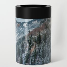Forest - Bavarian alps Can Cooler