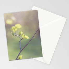 Leaf Out - Nature Photography Stationery Cards