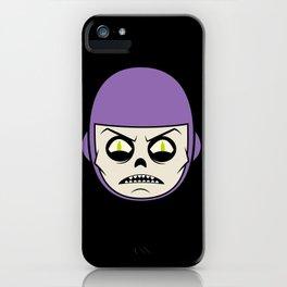 Deathray Head iPhone Case