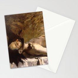 "Koloman (Kolo) Moser ""Pieta"" Stationery Cards"