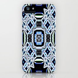 Midnight Memoirs Of Cape Town - Tribal Vibes Collection iPhone Case