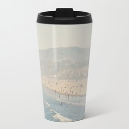Santa Monica, California  Travel Mug