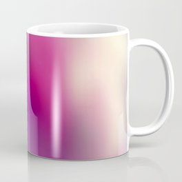 Summer morning. Abstract blurred pattern Coffee Mug