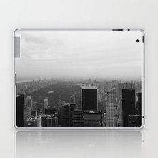 New York in Black and White Laptop & iPad Skin