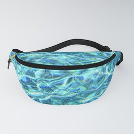 Shimmering Water Fanny Pack