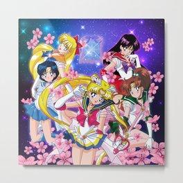 Super Inner Senshi Metal Print