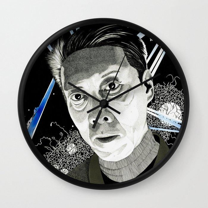 François Chau Wall Clock