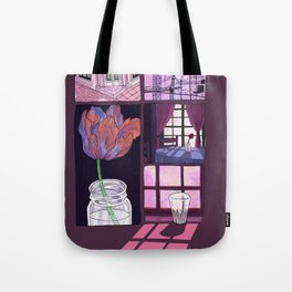 summer is ended Tote Bag