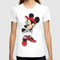 minnie mouse T-shirts featuring MINNIE MOUSE AJ4 by EA88