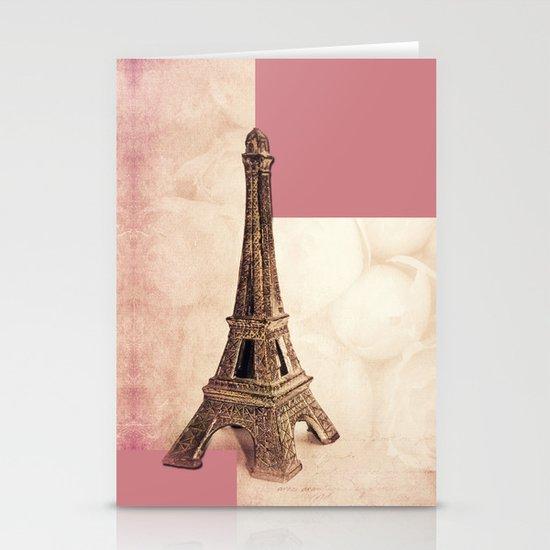 PARIS ~ MON AMOUR Stationery Cards