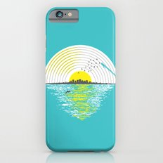 Morning Sounds Slim Case iPhone 6s