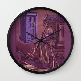 You Comin' Blondie?  Wall Clock