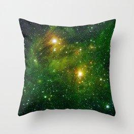 467. Bright Lights Throw Pillow