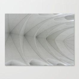 Vaulted Canvas Print