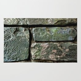 Wall of Stone Rug