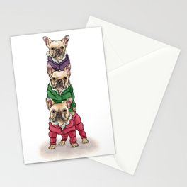 Lilly, Nikko, Mae Ling Stationery Cards