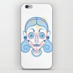 A Rare Girl iPhone & iPod Skin
