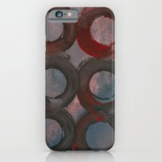Murder Mystery Slim Case iPhone 6s