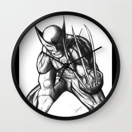 Weapon X Wall Clock