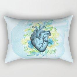 Rest Your Heart Here, Dear Rectangular Pillow