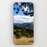 colorado iPhone & iPod Skins featuring Colorado  by Shelby Babbert Photography