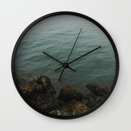 Fog Is In The Air Wall Clock