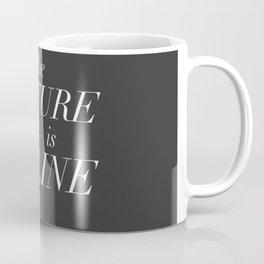The Future is Feline Coffee Mug