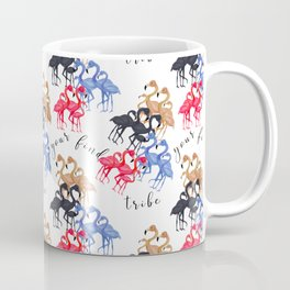 Flamingo People Coffee Mug