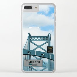 Thanks Youz! :) Clear iPhone Case