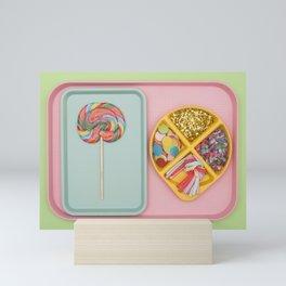 Party Tray Mini Art Print