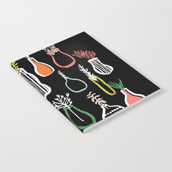 Herb Garden by Andrea Lauren Notebook
