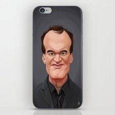 Celebrity Sunday ~ Quentin Tarantino iPhone & iPod Skin