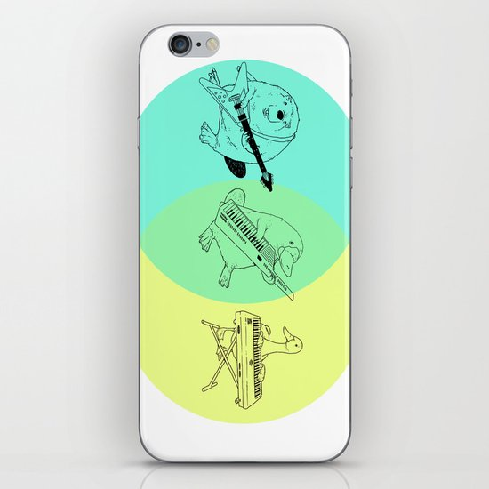 Math iPhone & iPod Skin