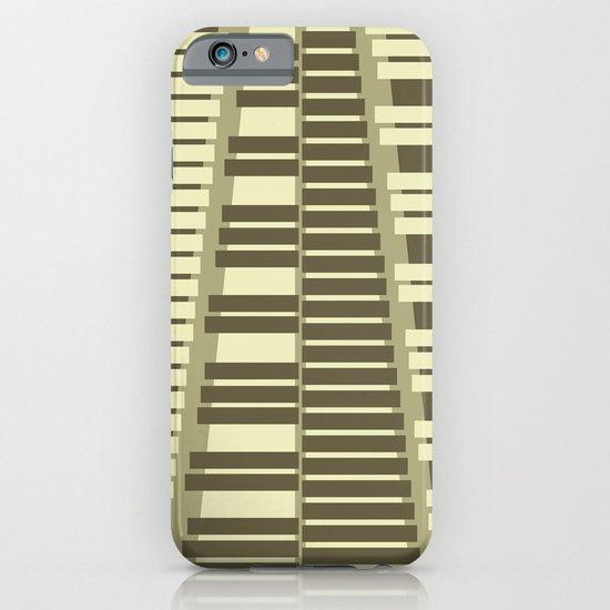 Instrumental series I - xylophone - ANALOG zine iPhone & iPod Case