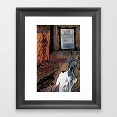 Museum No. 1 Framed Art Print