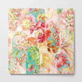 hide and seek floral Metal Print