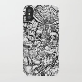 GROCER iPhone Case