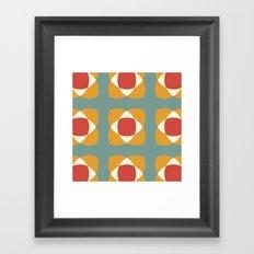 Intersection Framed Art Print