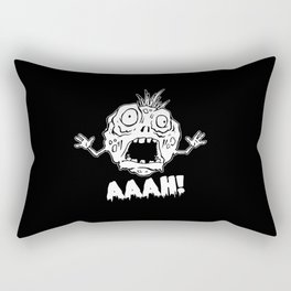 Augmented Reality Monster Rectangular Pillow