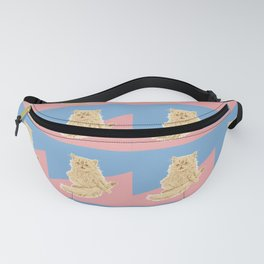 Persian Cat Meow Fanny Pack