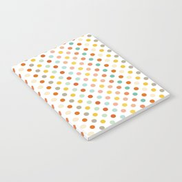 Polka Up Notebook
