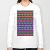 neon Long Sleeve T-shirts featuring Neon by EFD_