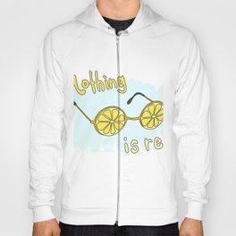 Nihilistic Lemon Glasses Hoody