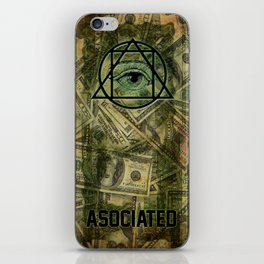 Killuminati iPhone Skin
