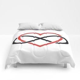 Never ending love Comforters